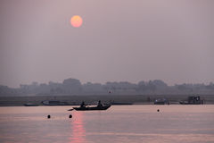 Ganges Royalty Free Stock Photo