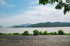Ganghwa island Countryside village in Incheon, Korea