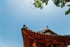 Ganghwa island Yeonmijeong Pavilion in Incheon, Korea