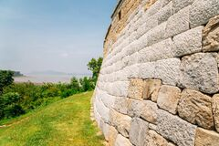 Ganghwa island Yeonmijeong Pavilion Wolgotdondae fortress in Incheon, Korea