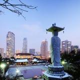Gangnam Сеул Стоковые Фото