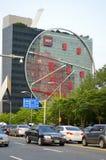 Gangnam district in Seoul, Korea Stock Image