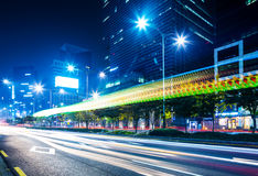 Gangnam District in Seoul Royalty Free Stock Photos