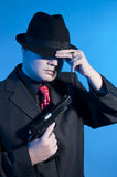 Gangster Royalty Free Stock Images