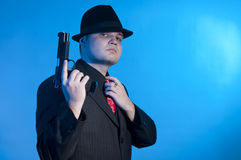 Gangster Stock Photos