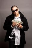 Gangster Stock Image