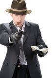 Gangster arkivfoton