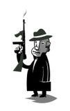 gangster vector illustratie