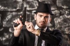 gangster Stockbilder