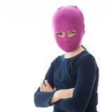 Gangster Girl Stock Image