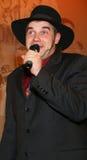 Gangster italiano, mafia ebrea di Chicago degli anni 20, anni degli anni 30 Immagini Stock Libere da Diritti