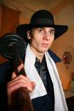 Gangster italiano, mafia ebrea di Chicago degli anni 20, anni degli anni 30 Fotografia Stock