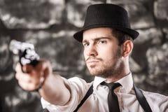 Gangster. Stock Image