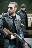 Gangstergeschichten Lizenzfreies Stockfoto