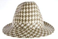 gangsterski kapelusz Fotografia Royalty Free