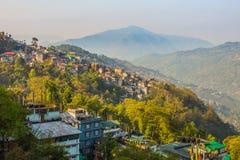 Gangtok Stock Afbeelding