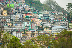 Gangtok The Capital City of Sikkim , India Stock Images