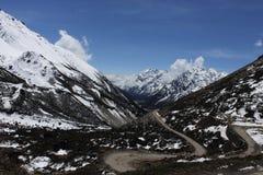 Gangtok de Pelling image libre de droits