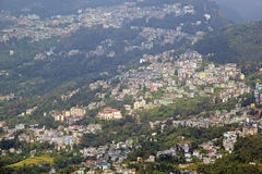 Gangtok, Sikkim, India Royalty Free Stock Photography