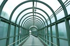 Gangtunnel Royalty-vrije Stock Afbeeldingen