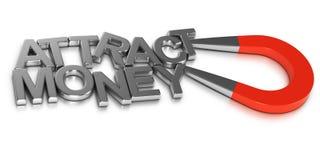 Ganhe o dinheiro facilmente Imagens de Stock