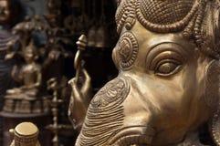 Ganish im indischen Speicher für Verkauf Lizenzfreies Stockfoto