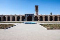 Ganj Ali Khan square. In Kerman, Iran royalty free stock image