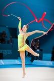 Ganna Rizatdinova van de Oekraïne Stock Afbeelding