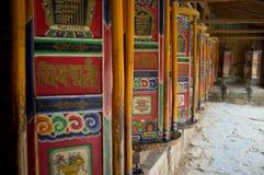 Gannan被转换的走廊  库存照片