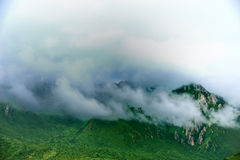 gannan góra s Tibet Zdjęcia Royalty Free