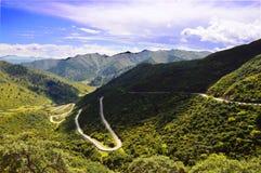 Gannan scenery Stock Images