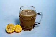 Ganne ka rasa lub trzcina cukrowa sok z surową trzciną cukrowa Zdjęcie Stock