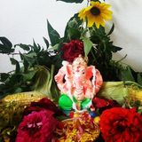 Ganpati Stockfotos