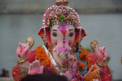Ganpati Bappa Royalty Free Stock Photo