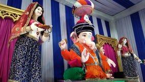 Ganpati mahotsav pick royalty free stock photos