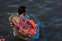 Ganpati Utsav Photographie stock libre de droits