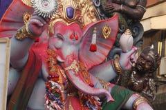 Ganpati visarjan στοκ φωτογραφίες με δικαίωμα ελεύθερης χρήσης