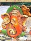 Ganpatistandbeeld Royalty-vrije Stock Fotografie