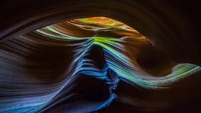 Ganquan Grand Canyon fotografie stock