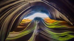 Ganquan Grand Canyon immagine stock libera da diritti