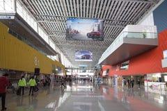 Ganska Kina Import och export arkivbilder