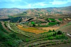 gansu góra s Obrazy Stock