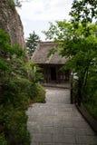 Gansu Kongtong mountain Chinese. Chinese Taoist shrine Gansu Kongtong mountain Stock Images