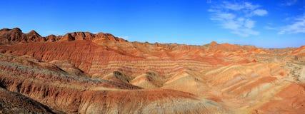 Gansu Province Royalty Free Stock Photo