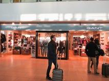 Gant brand store in Hamburg Royalty Free Stock Image