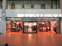 Gant brand store in Hamburg Royalty Free Stock Photography