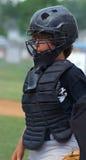 Gant de baseball de petite ligue Image libre de droits