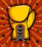Gant de boxe Photographie stock libre de droits