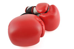 Gant de boxe Photos stock