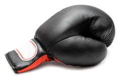 Gant de boxe simple photographie stock libre de droits